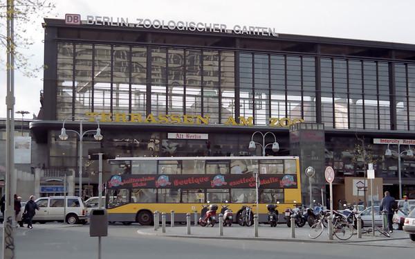 Berlin Zoo 1999