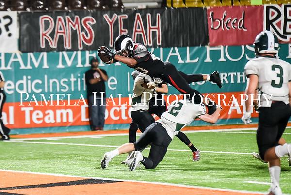 HHS Varsity  Football 2017