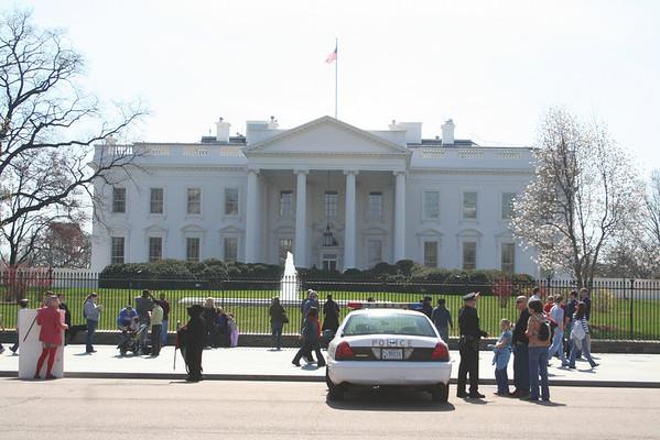 Washington DC March 2008 Part 1