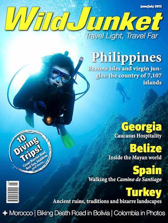 WildJunket Magazine June/July 2012