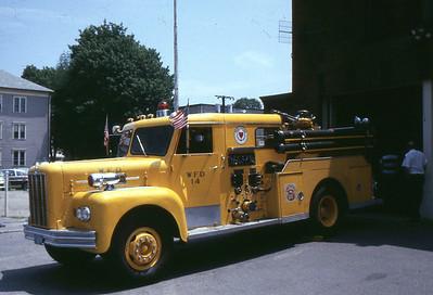 Worcester, MA Apparatus