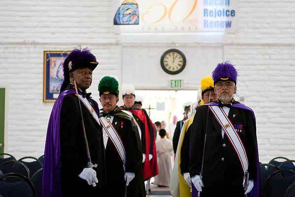 MD 50th Anniversary Mass