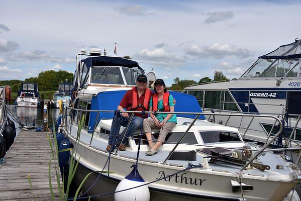 2015-06-23 Arthur's Coastal Cruise 2015 - Part 1