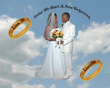 Lester and Lisa Wedding