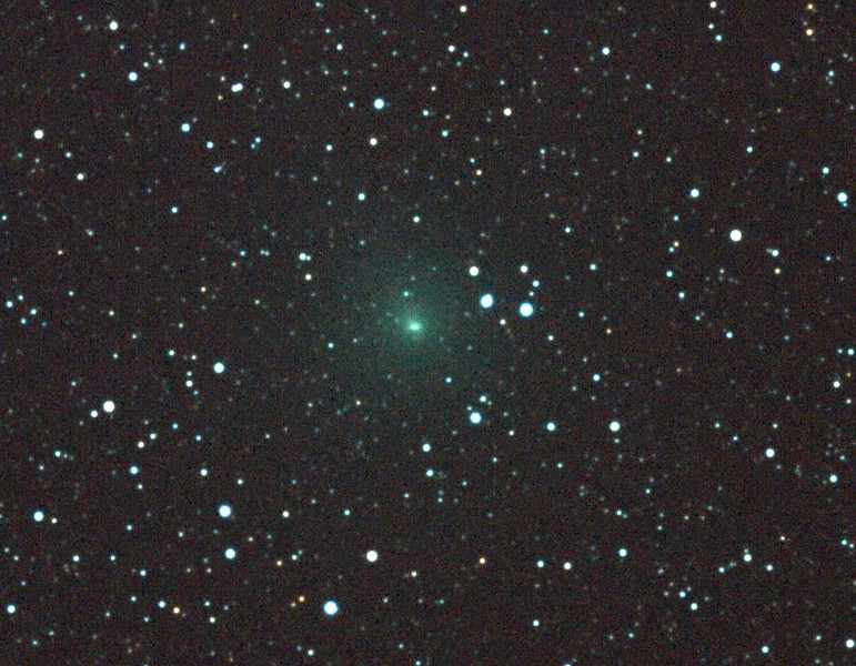 Comet 103P/Hartley 2 - 28/11/2010 (Processed and Cropped Stack)