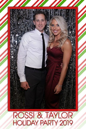 Rossi & Taylor Holiday Party 2019 at Blake Alexander's Bar & Grill