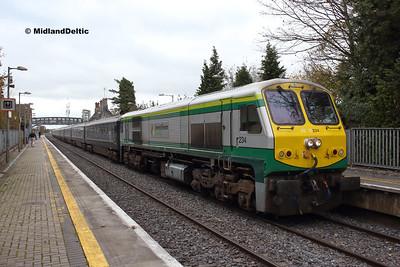 Portlaoise (Rail), 25-10-2018