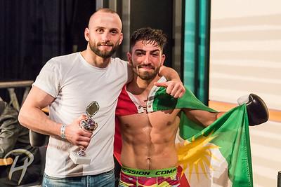 CHAMpions Fight Night: Sem Bühlmann vs. Murad Abdo