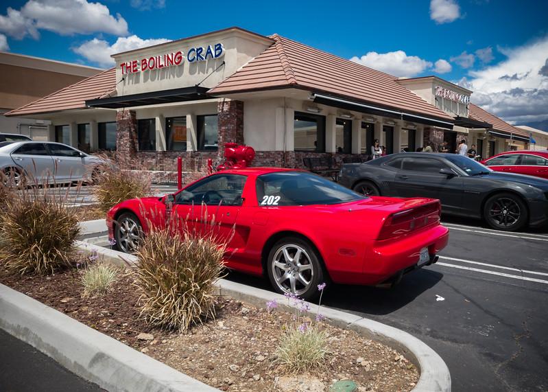 2017 05/07: Leaving Las Vegas