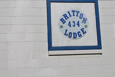 District #21 - Britton Lodge #434 - 50 yr Pins