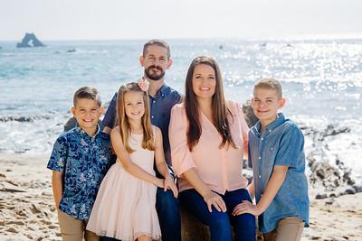 Tarbell Family 2020