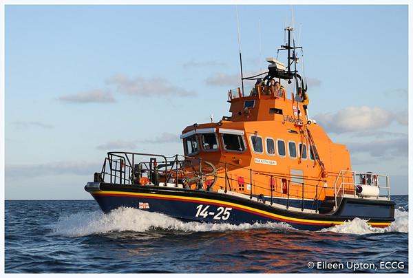 Ballycotton Lifeboat Exercise - 19/07/2017