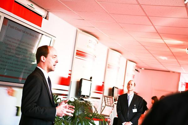 Mobile World Congress 08