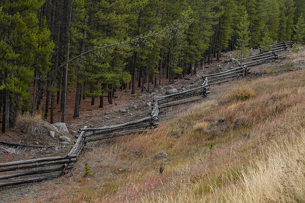 9-27-18  **Bella Coola - the Many Varieties of Chilcotin Fences