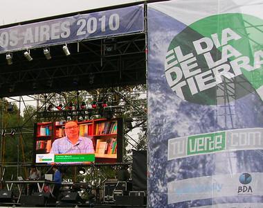 Día de la Tierra 2010 en Buenos Aires