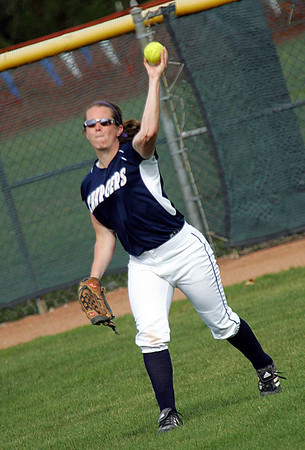 2010 - Charger Softball vs Indianapolis