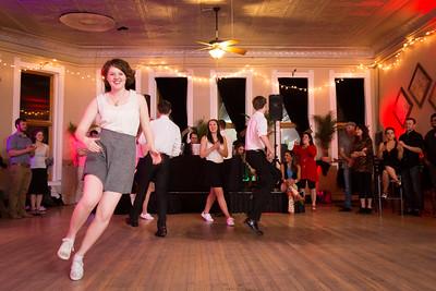 Hot Night Dance Performance