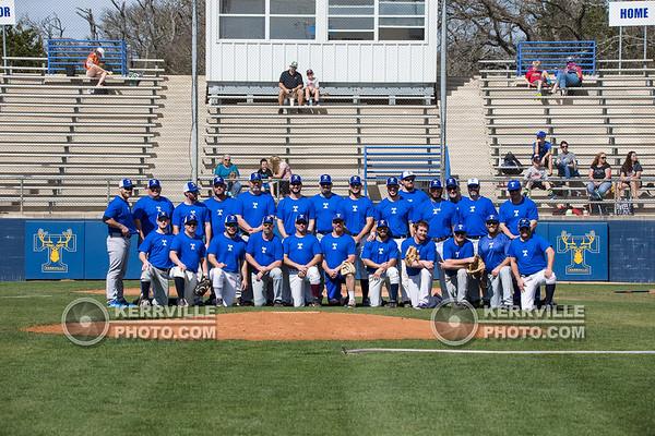 Tivy Baseball Alumni Game 2017