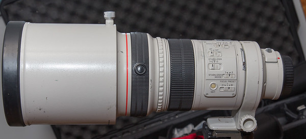Canon 300 F2.8 IS
