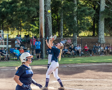 2019-10-05 (3of 5) Lady Chiefs vs Bayou State Chamionship