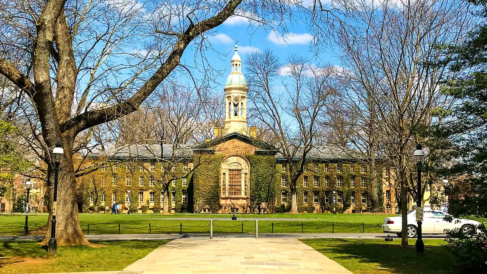 重游普林斯顿大学,新老建筑的风范