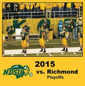 2015 Playoffs - Richmond