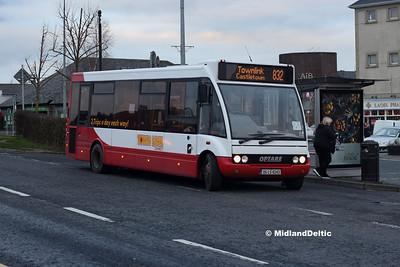 Portlaoise (Bus), 31-12-2018