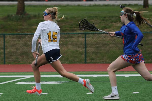 180403 Girls Varsity Lacrosse v Clayton