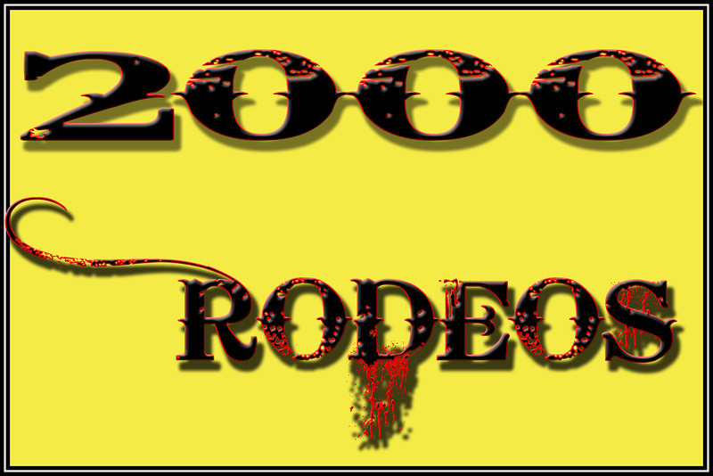 2000 RODEOS