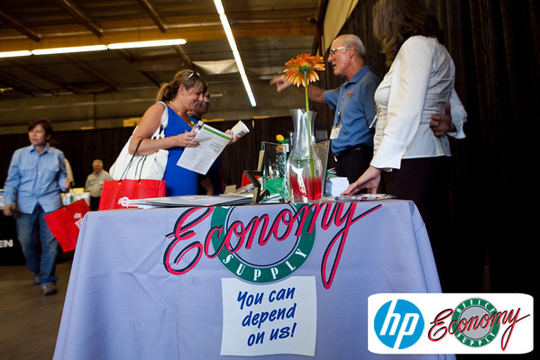 09.20.12  Economy Office Supply Open House.  Photos sponsored by HP (Hewlett Packard)