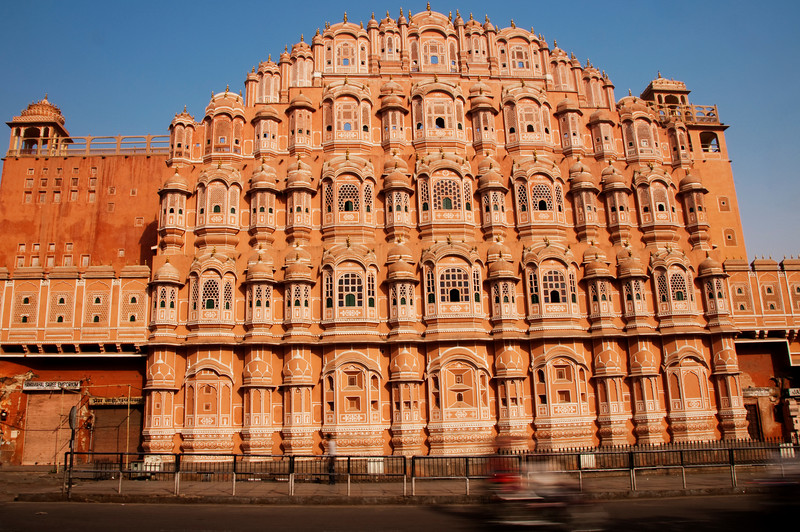 The Hawa Mahal - Palace of Winds
