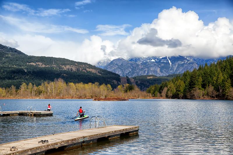 Mile One Lake