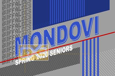 Mondovi seniors spring 2020