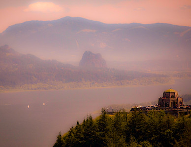 Gateway To The Columbia River Gorge