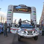 Africa Eco Race 2016