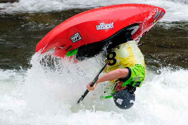 2013 ICF Freestyle Kayak World Championships Finals
