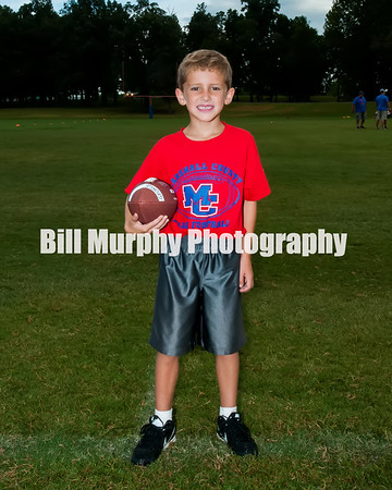 2016 Marshall Co. Red Team Flag Football