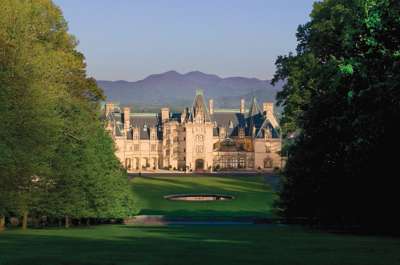 Biltmore House East Facade