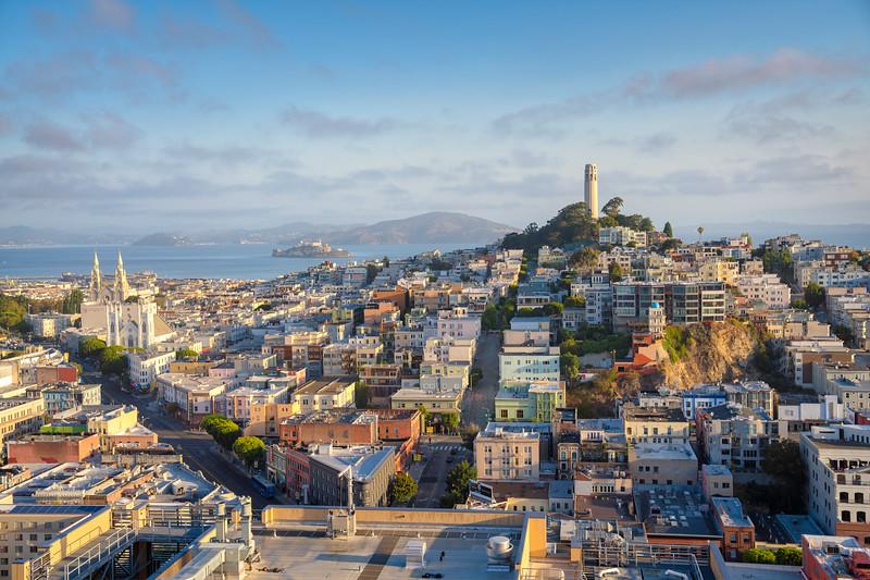 Colorful San Francisco