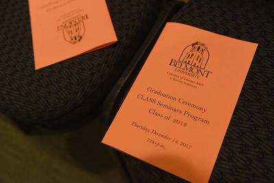 CLASS Graduation 2017