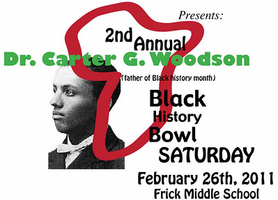 Dr. Carter G. Woodson Black History Bowl