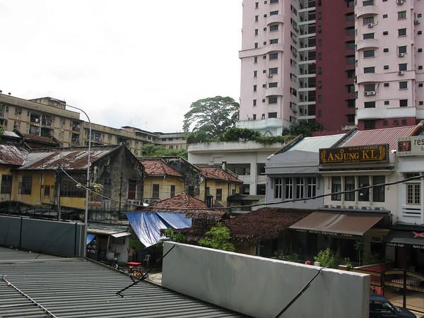 Kuala Lumpur and Batu Caves