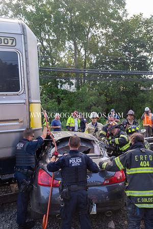 Train vs Car Rocklyn & Forest 8/19/19