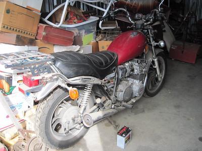 Yamaha Xj650