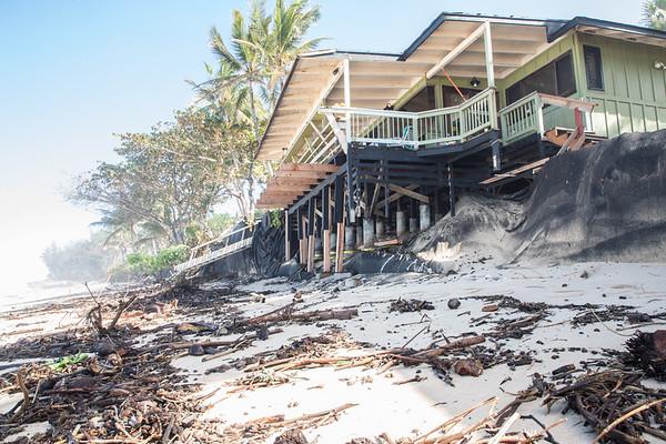 Oahu: North Shore Beach Erosion
