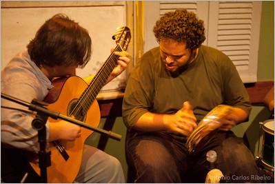 29/09 - Yamandú Costa e Alfredo Alves no Semente