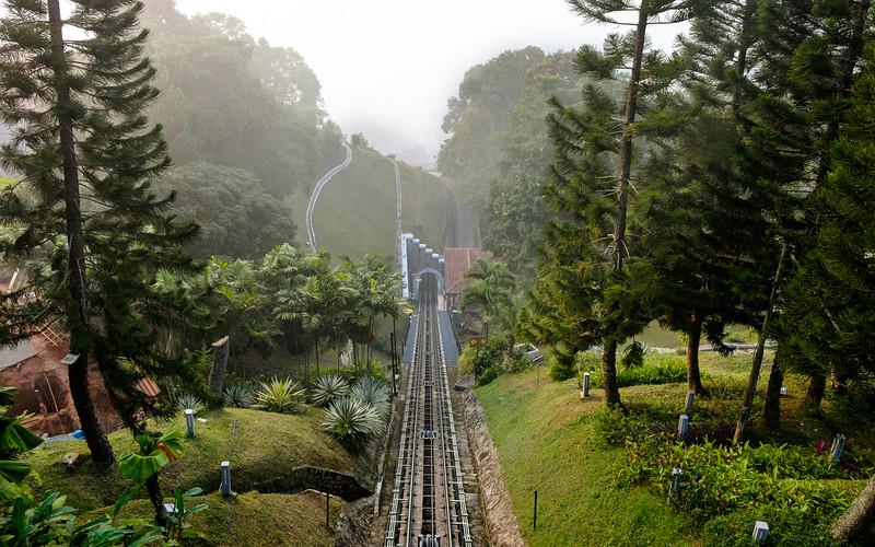 Penang hill, Malaisie