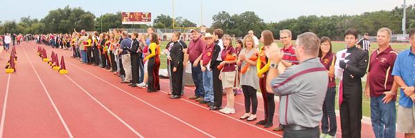 Band Seniors and Parents