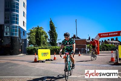 Cycle Swarm Norwich 2018 1030-1100