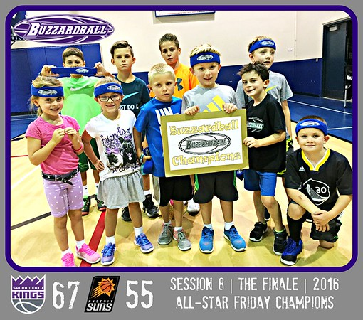 SESSION 8 | The Finale | 45 Campers